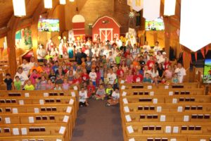 Zion Vacation Bible School July 2016